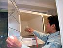 大阪の空気触媒セルフィール、消臭、シックハウス対策、京都府施工例。ドックサロン Can & Lee
